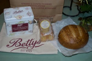 Goodies from Betty's