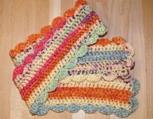 sherbert scarf