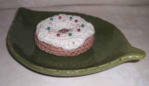 The Donut Pincushion