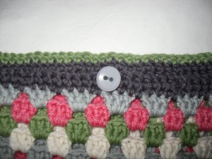 Granny Cushion Buttons
