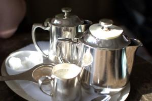 Tea at Betty's