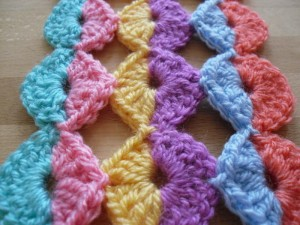 Crocheting Yo : book about it called learn to do yo yo crochet